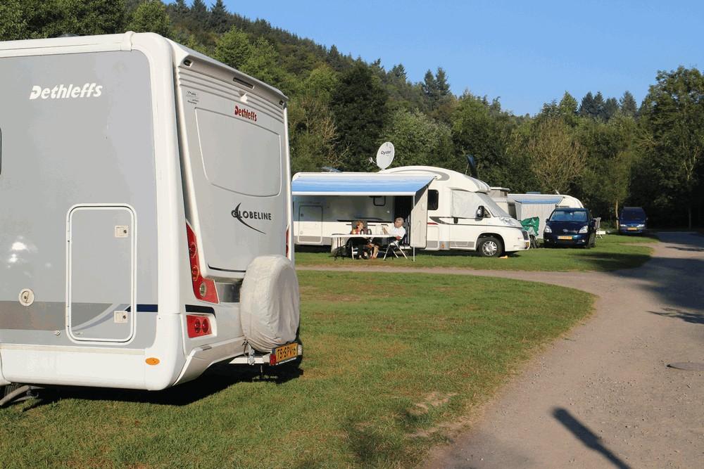 Camper--kamperen
