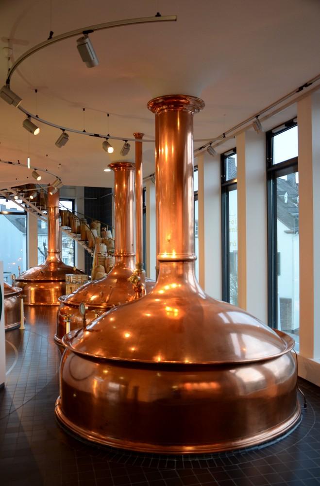 Bitburger Brauerei  Erlebniswelt Rondleiding 3