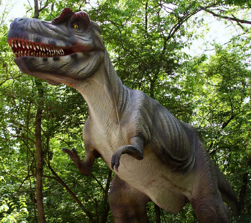 Dinosaurier Park 3