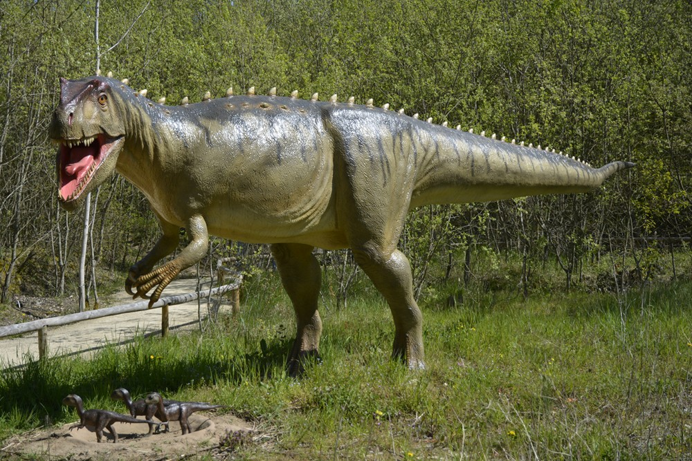 Dinosaurier Park 4