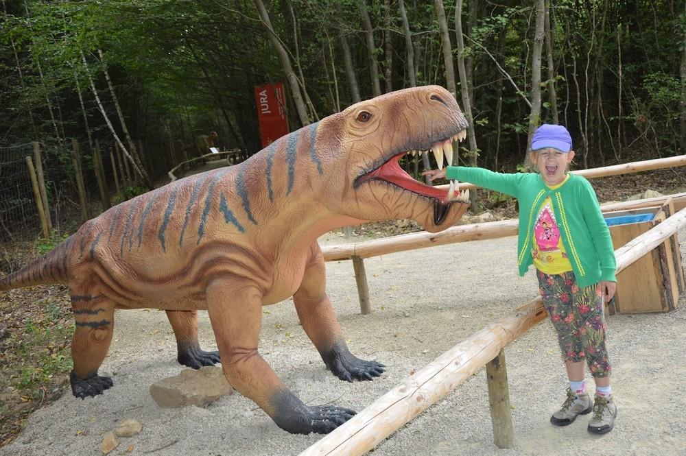 Dinosaurier Park 6