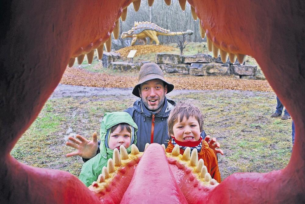 Dinosaurier Park 7