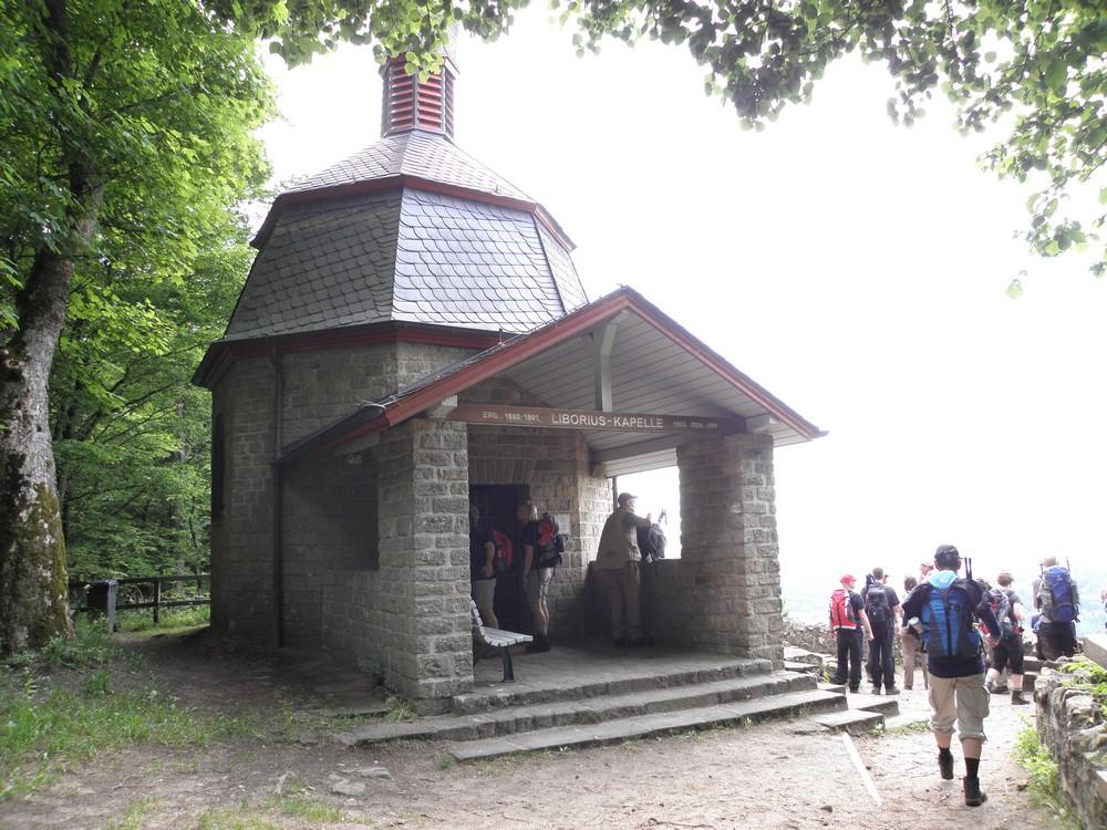 Liborius Kapelle bei Echternach