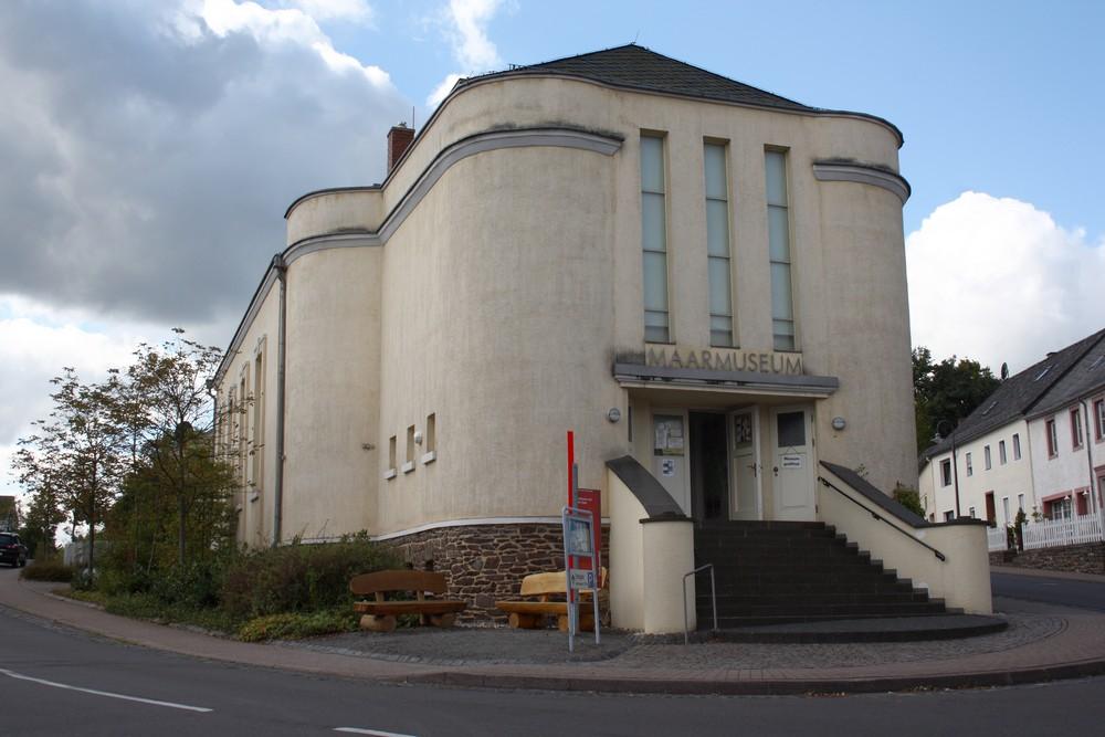 Manderscheid Maarmuseum