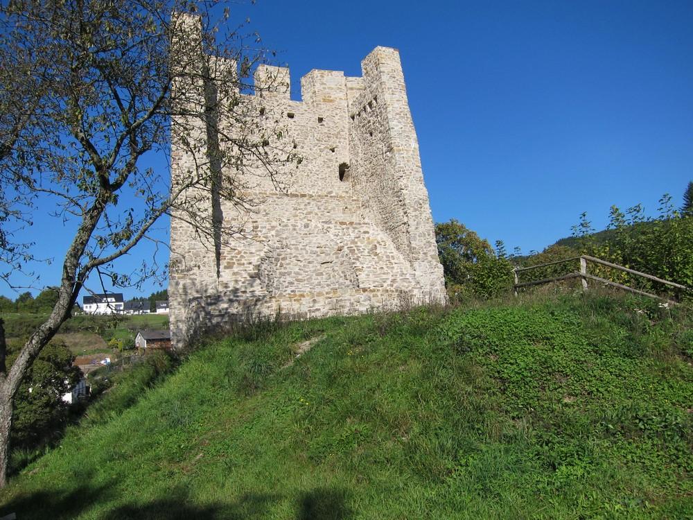 Dasburg chateau-fort-de-dasburg 1