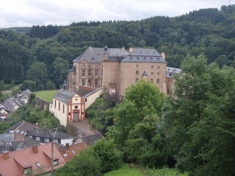 Schloss Malberg 1