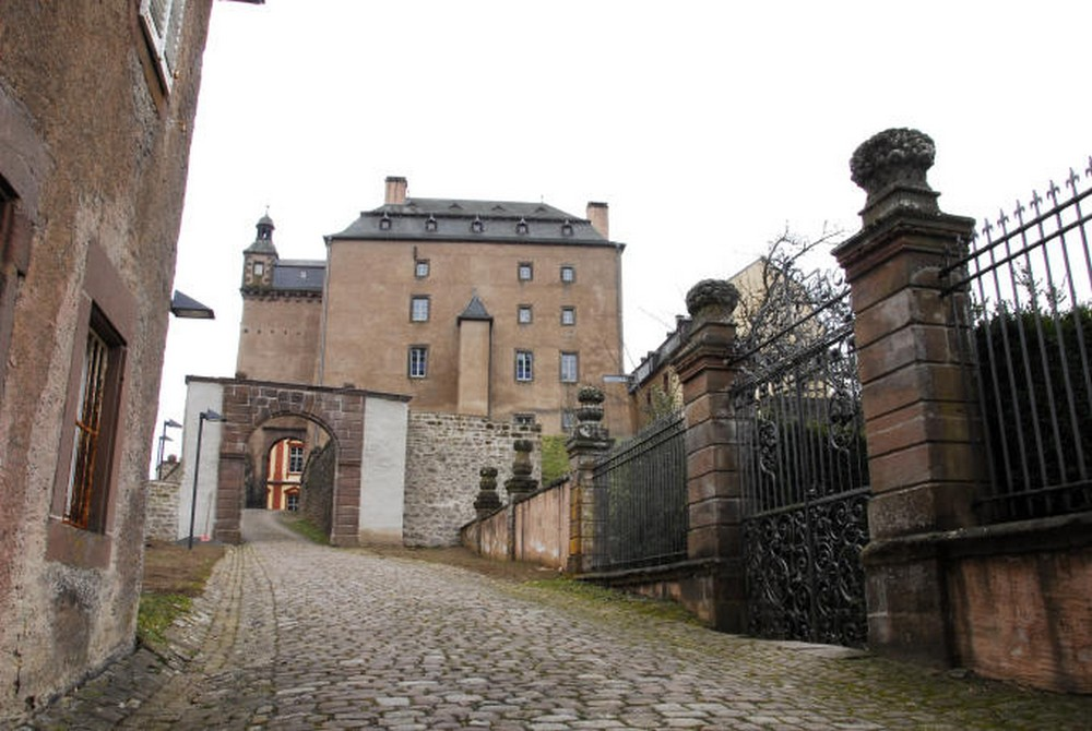 Schloss Malberg 2