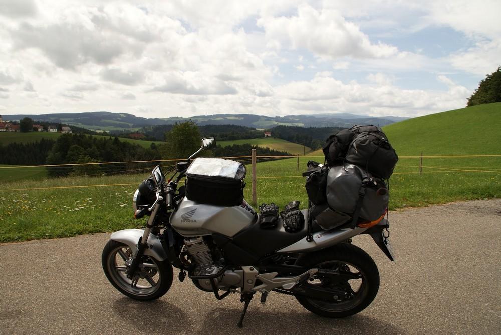 Motorrijden Eifel 1
