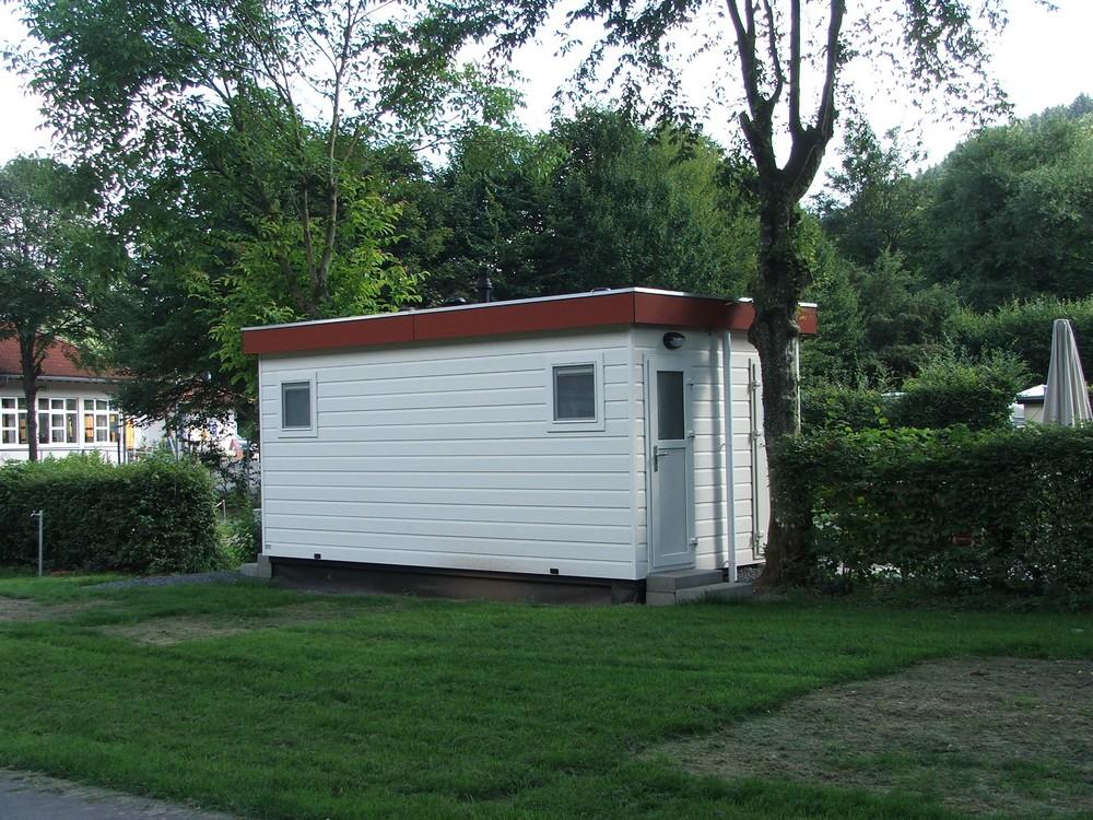 Privé-sanitair Camping In der Enz 2