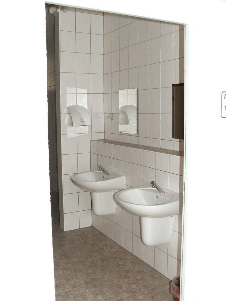 Wastafel-Toilet-Mannen