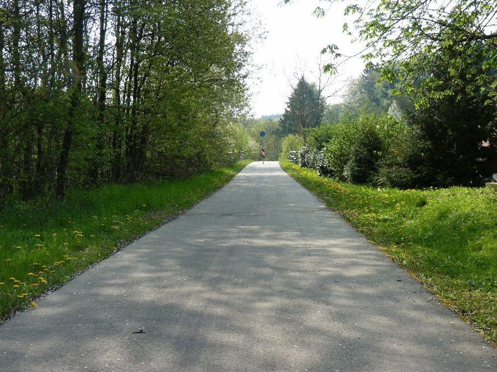 Enz Radweg